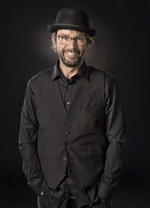 Jan van der Heide: bariton saxofoon